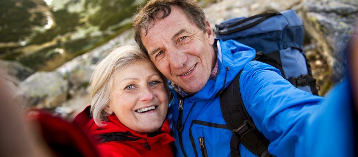 couple aged 40 plus